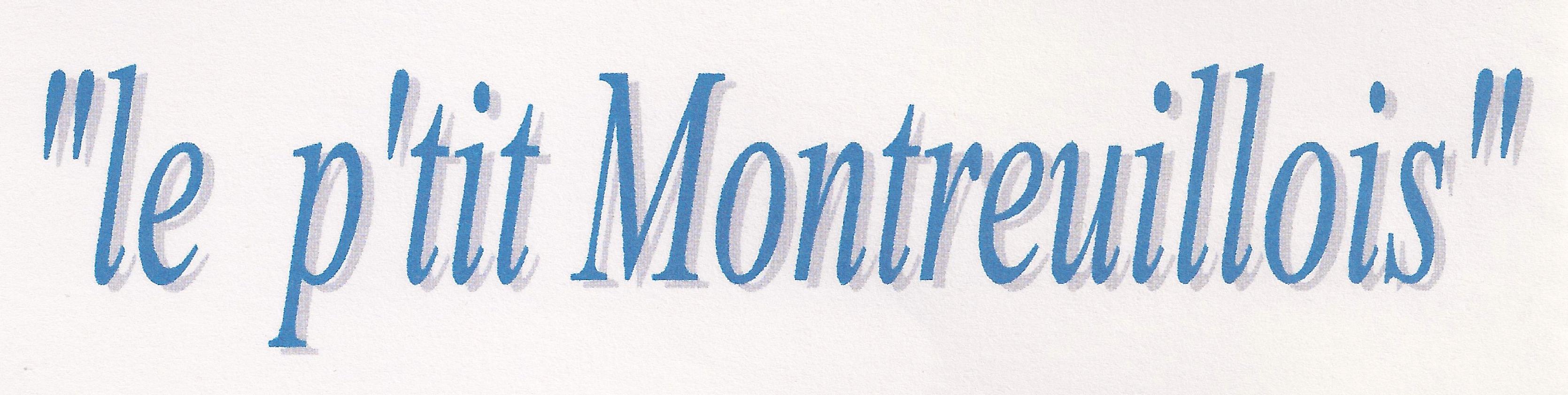 Le petit Montreuillois